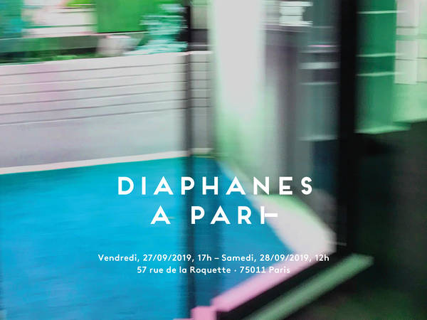 DIAPHANES Paris